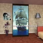 Шкаф, мебель для спальни,спальня,цветной фасад